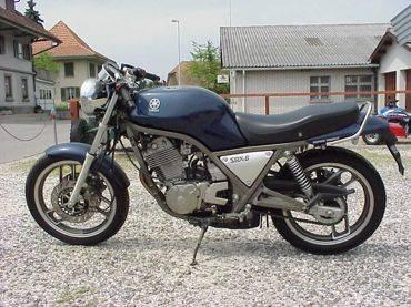 Motorrad kaufen YAMAHA SRX 608 Oldtimer