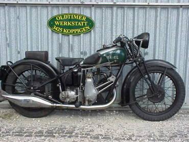 Motorrad kaufen ARIEL SG 32 4V Oldtimer
