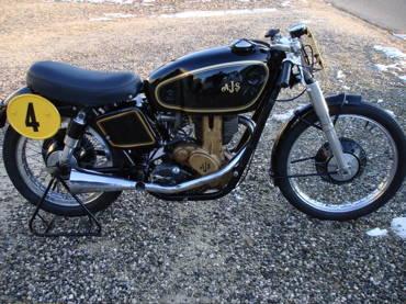 Motorrad kaufen AJS 7R Boyracer Corsa Corsa Oldtimer