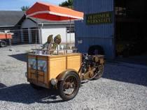 Motorrad kaufen Oldtimer MOTOSACOCHE T1 Eiswagen (trike)