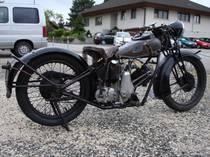 Motorrad kaufen Oldtimer ARIEL SLOPER SF 31