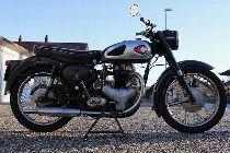 Motorrad kaufen Oldtimer BSA A 10 Golden Flash (touring)