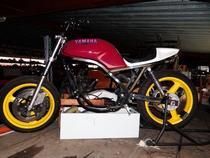 Motorrad kaufen Oldtimer YAMAHA SRX 608