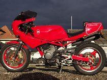 Motorrad kaufen Occasion GILERA 500 Saturno Anniversary (sport)