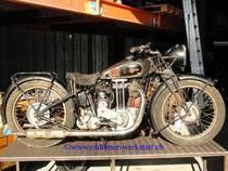 Motorrad kaufen Oldtimer UNIVERSAL JAP (touring)