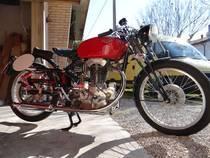 Motorrad kaufen Oldtimer GILERA Saturno Competizione (sport)