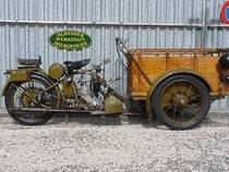 Motorrad kaufen Oldtimer MOTOSACOCHE 3 RAD (trike)
