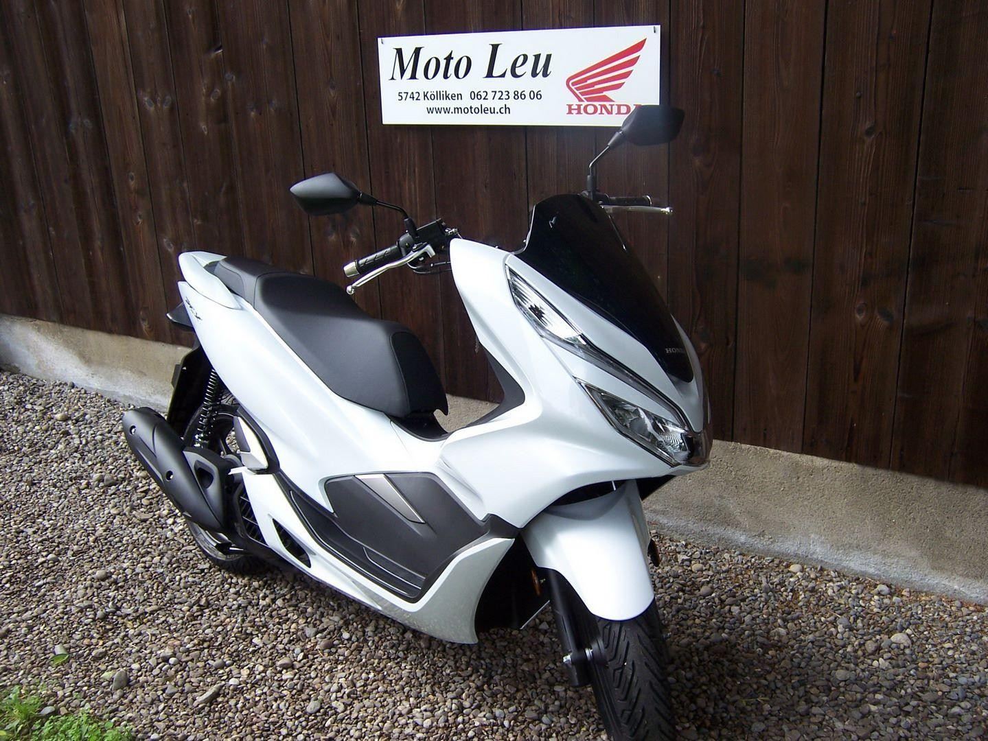 Buy Motorbike New Vehiclebike Honda Pcx Ww 125 Ex2 Abs Moto Leu
