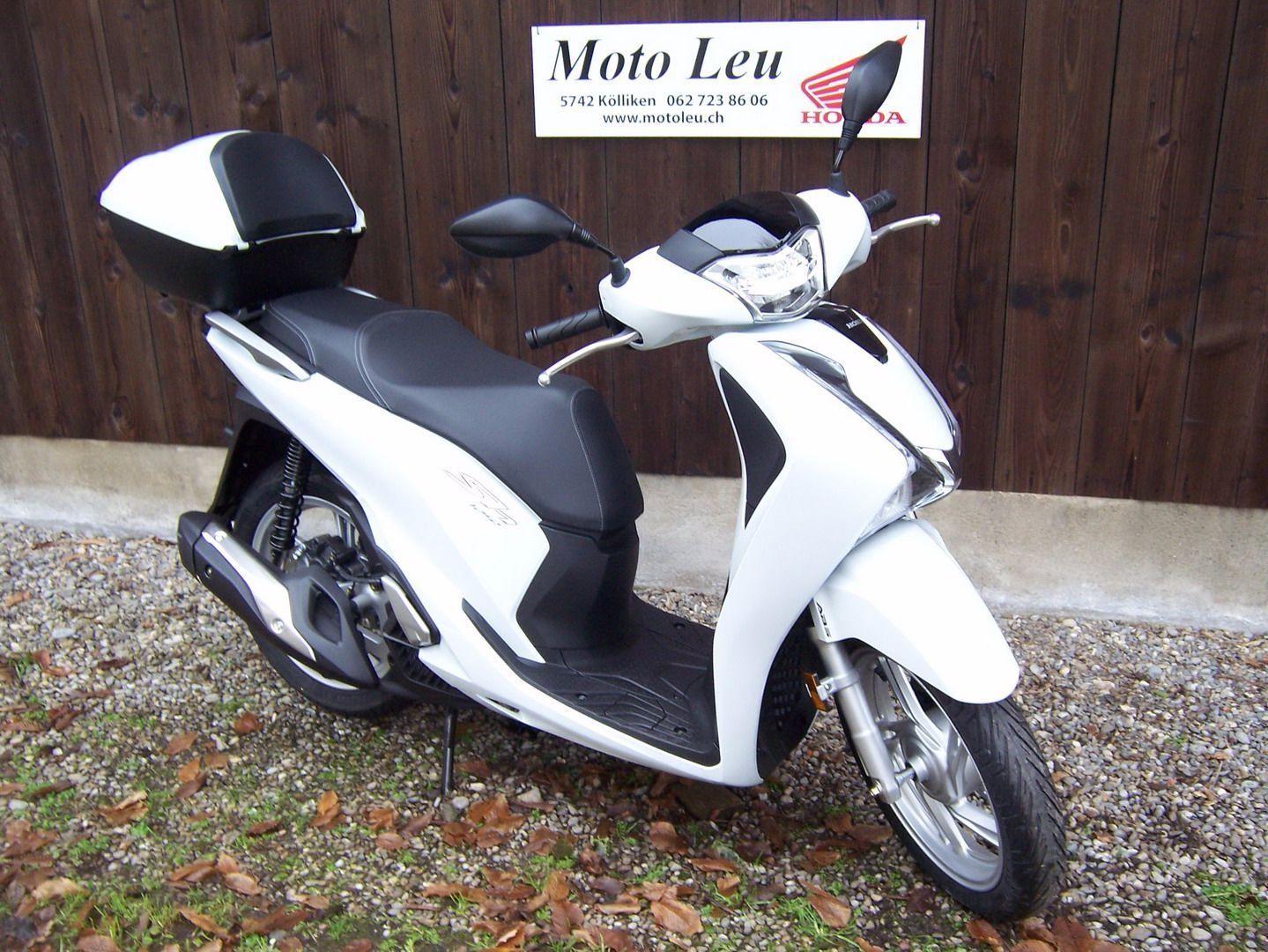 Buy Motorbike New Vehiclebike Honda Sh 125 Ad Abs Moto Leu Gmbh