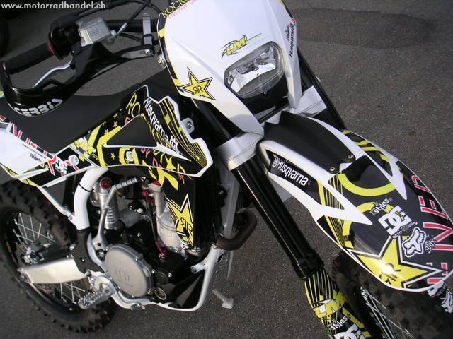 Motorrad kaufen HUSQVARNA 510 TE i.e Rockstar Vorführmodell