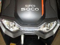 Motorrad kaufen Neufahrzeug SUPER SOCO CPX (roller)