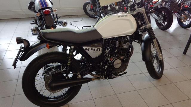 Motorrad kaufen SWM Gran Turismo 440 Occasion