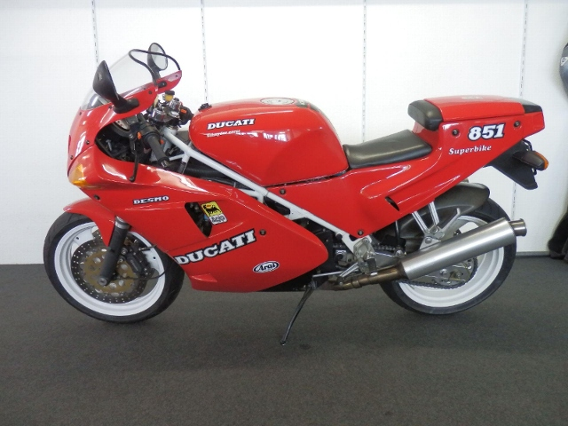 Motorrad kaufen DUCATI 851 Superbike Occasion