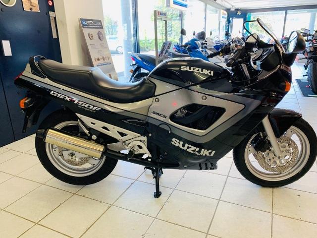 Motorrad kaufen SUZUKI GSX 750 F Occasion