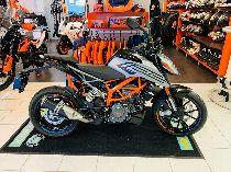 Motorrad kaufen Vorführmodell KTM 125 Duke (naked)