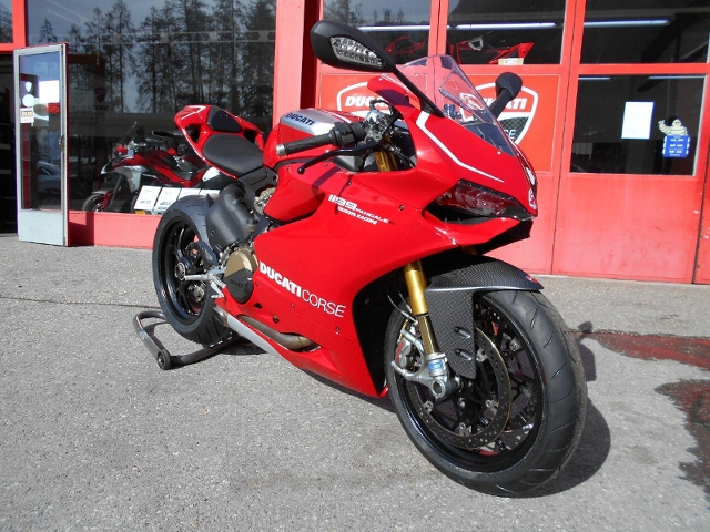 Motorrad kaufen DUCATI 1199 Panigale R ABS  V2 Power of Dream Occasion
