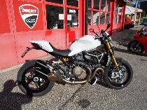 Motorrad kaufen Occasion DUCATI 1200 Monster S ABS (naked)
