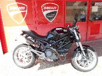 Motorrad kaufen Occasion DUCATI 1100 Monster ABS (naked)
