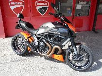 Motorrad kaufen Occasion DUCATI 1198 Diavel Strada ABS (naked)