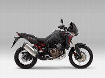 Motorrad Mieten & Roller Mieten HONDA CRF 1100 L A2 Africa Twin (Enduro)