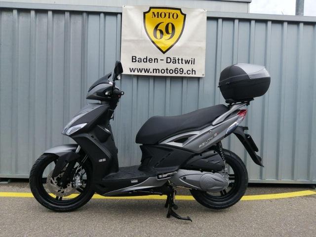 Motorrad kaufen KYMCO Agility 125 City Plus CBS Occasion