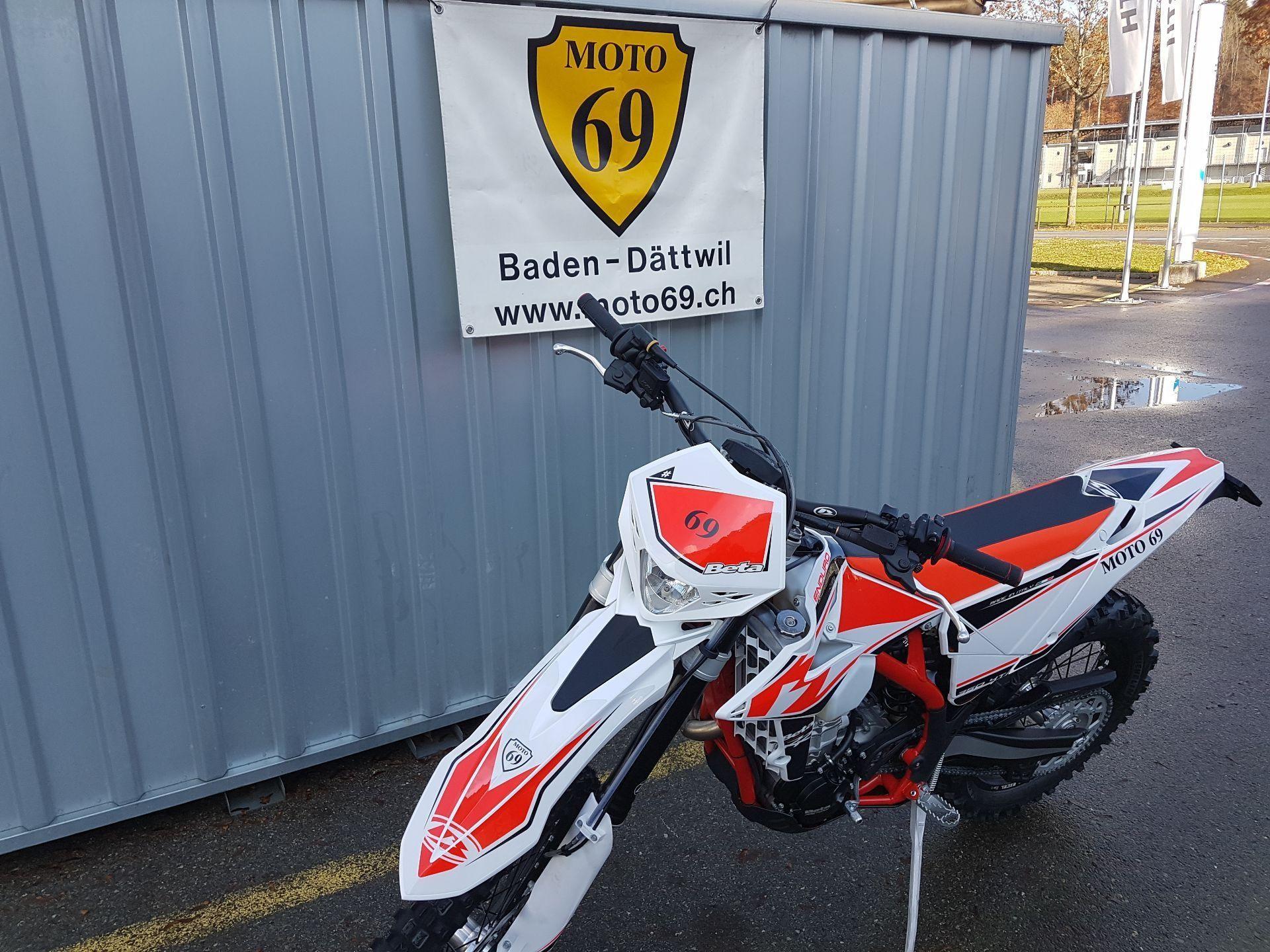 Motorrad Mieten & Roller Mieten BETA RR 390 4T Enduro MY19