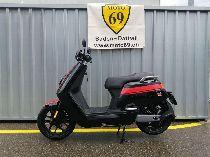 Motorrad kaufen Occasion NIU NGTs (roller)