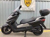Acheter une moto Occasions TELL 250 Silver Blade (scooter)