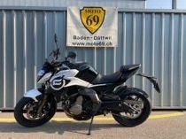 Motorrad kaufen Occasion CF MOTO 650 NK (naked)