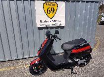 Motorrad kaufen Occasion NIU NGT (roller)