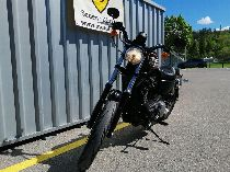 Motorrad kaufen Occasion HARLEY-DAVIDSON XL 883 R Sportster Roadster (custom)