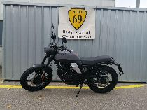 Motorrad kaufen Occasion BRIXTON Glanville 250X (retro)
