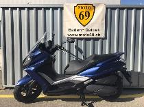 Motorrad kaufen Occasion KYMCO Downtown 350i Plus (roller)
