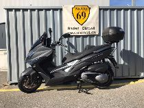 Motorrad kaufen Occasion KYMCO Xciting 400i ABS 25kW (roller)