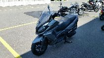 Motorrad Mieten & Roller Mieten KYMCO Downtown 350 i (Roller)