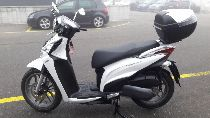 Motorrad Mieten & Roller Mieten KYMCO People 125 One (Roller)