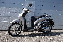 Motorrad Mieten & Roller Mieten HONDA SH 125 Mode (Roller)