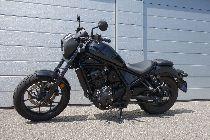 Motorrad Mieten & Roller Mieten HONDA CMX 1100 Rebel (Custom)