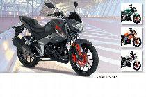 Motorrad kaufen Neufahrzeug KYMCO Naked (naked)