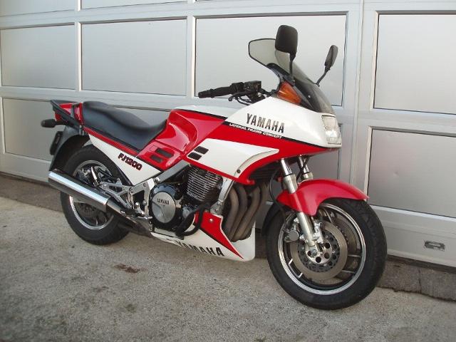 Motorrad kaufen YAMAHA FJ1200 Oldtimer Oldtimer