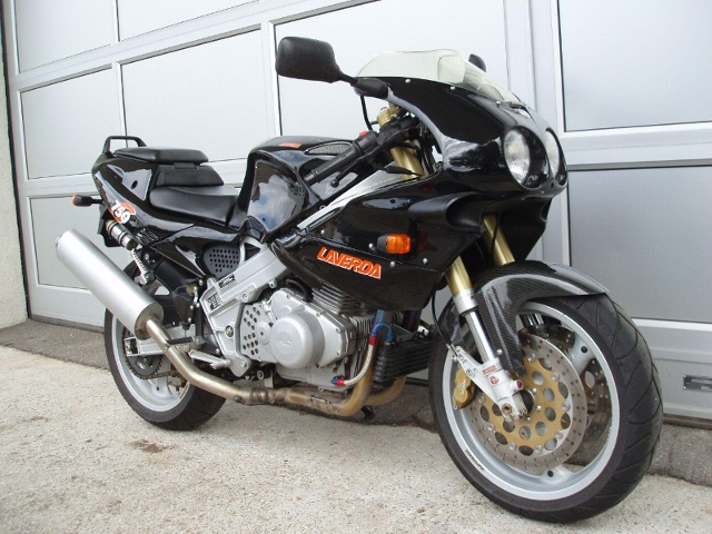 Motorrad kaufen LAVERDA 750 S Sport Occasion