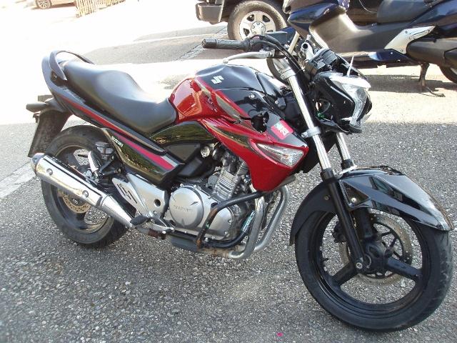 Motorrad kaufen SUZUKI GW 250 Inazuma Export