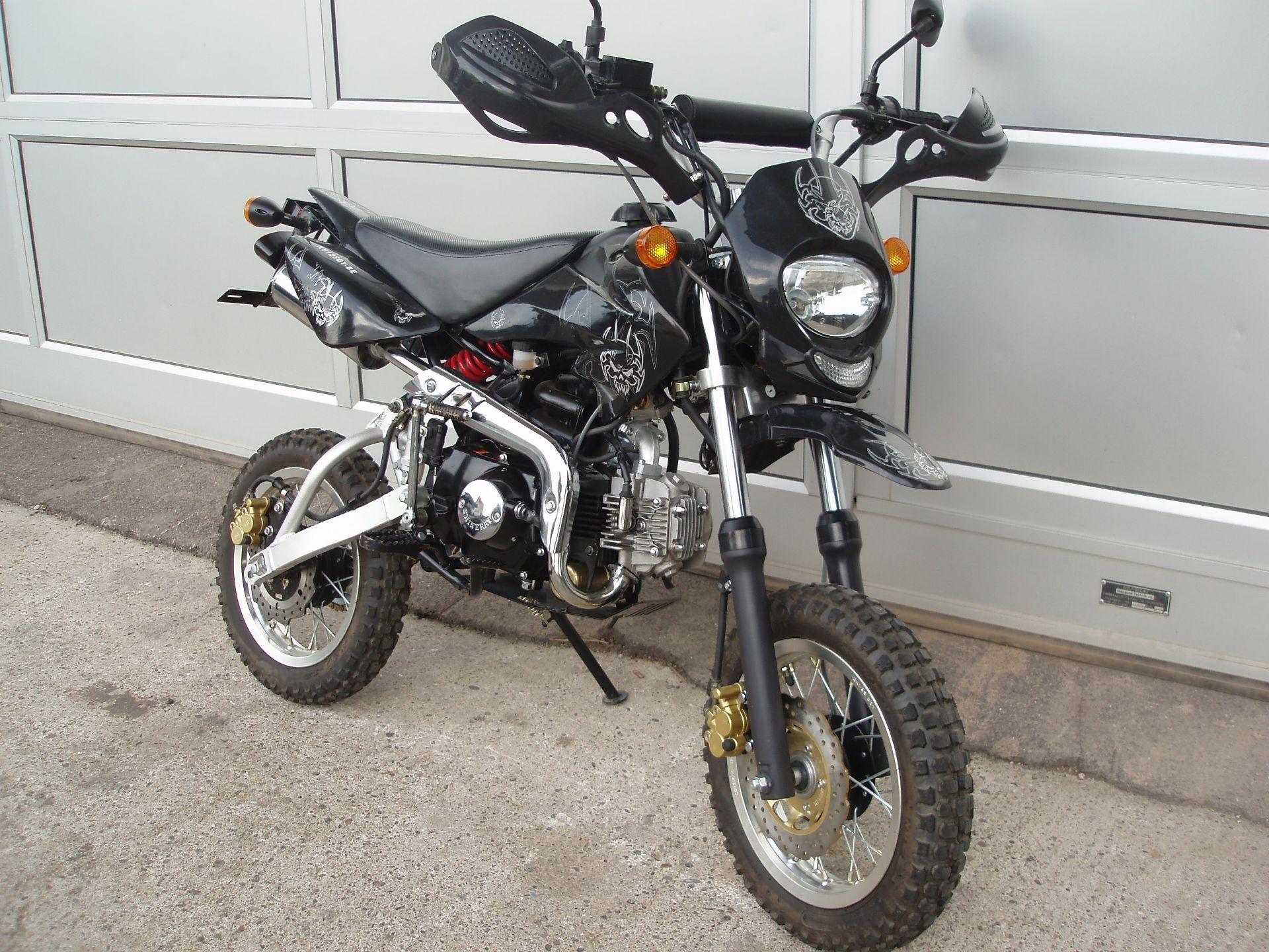 moto occasions acheter minibike alle shineray xy125 enduro. Black Bedroom Furniture Sets. Home Design Ideas