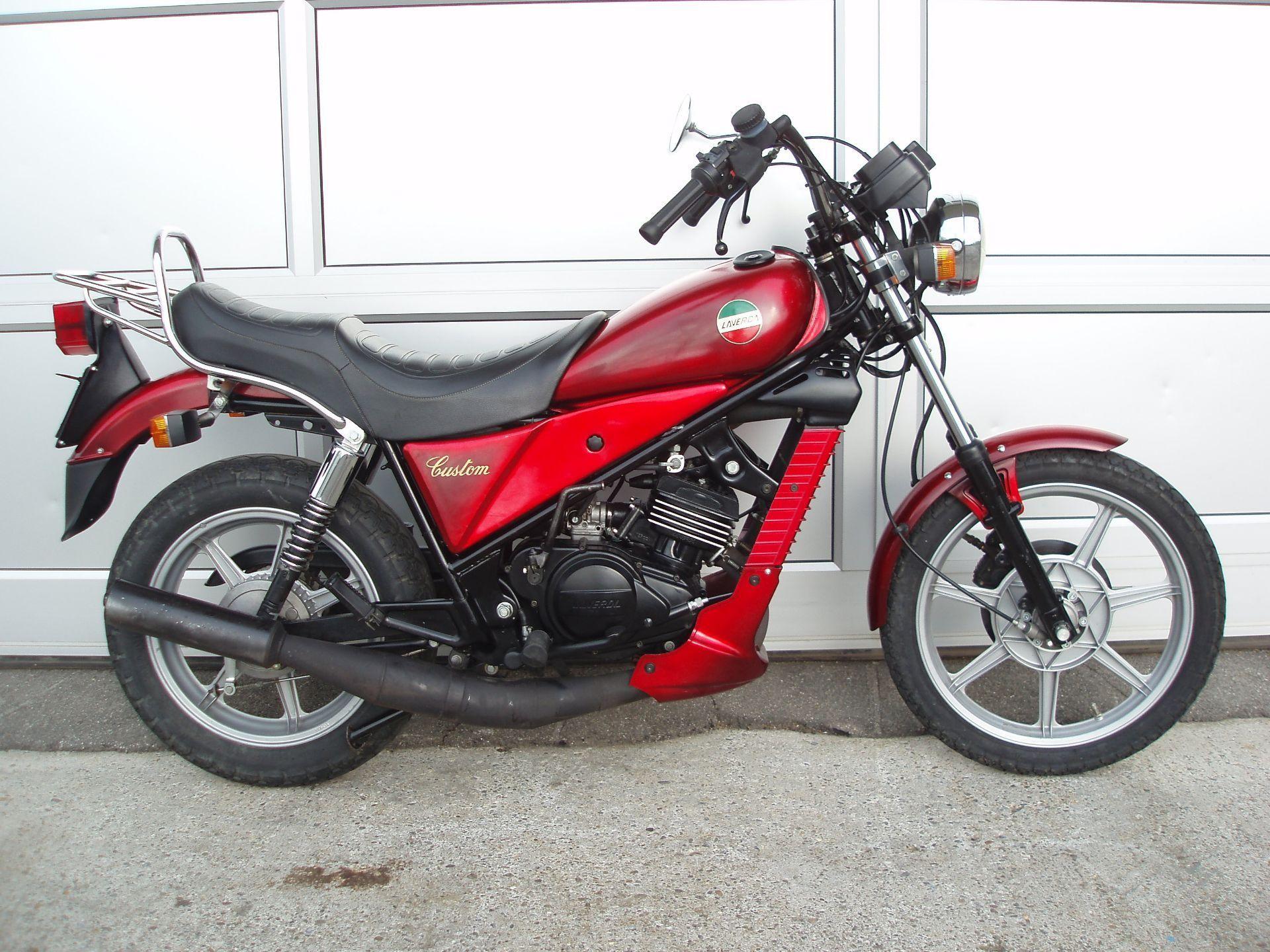 Laverda LZ 125 25383   MondoCustom.it