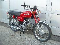 Motorrad kaufen Oldtimer SUZUKI A-100 2-Takt