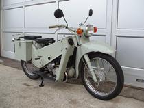 Motorrad kaufen Oldtimer VELOCETTE LE 200 MKIII (touring)