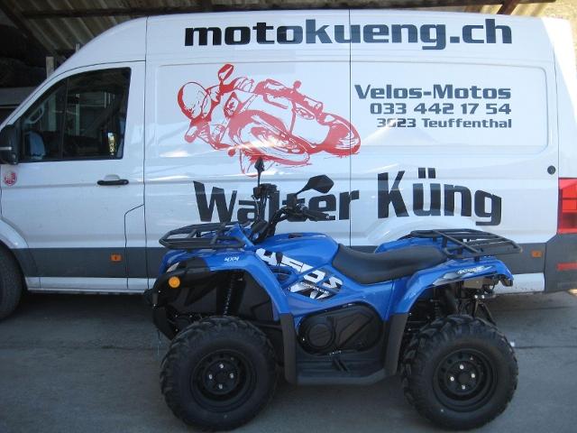 Motorrad kaufen CF MOTO CForce 450S Occasion