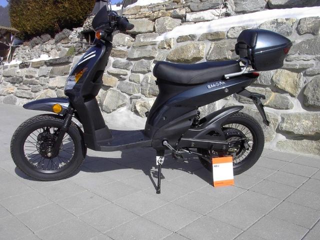 Motorrad kaufen HAOLING Yuyan Mini SWIFT Occasion