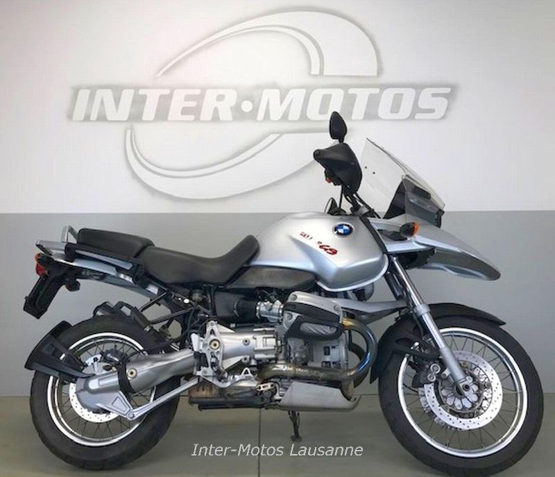 moto occasions acheter bmw r 1150 gs inter motos sa le. Black Bedroom Furniture Sets. Home Design Ideas