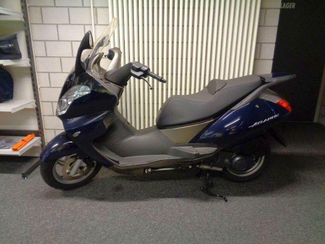 Motorrad kaufen APRILIA Atlantic 125 Neufahrzeug